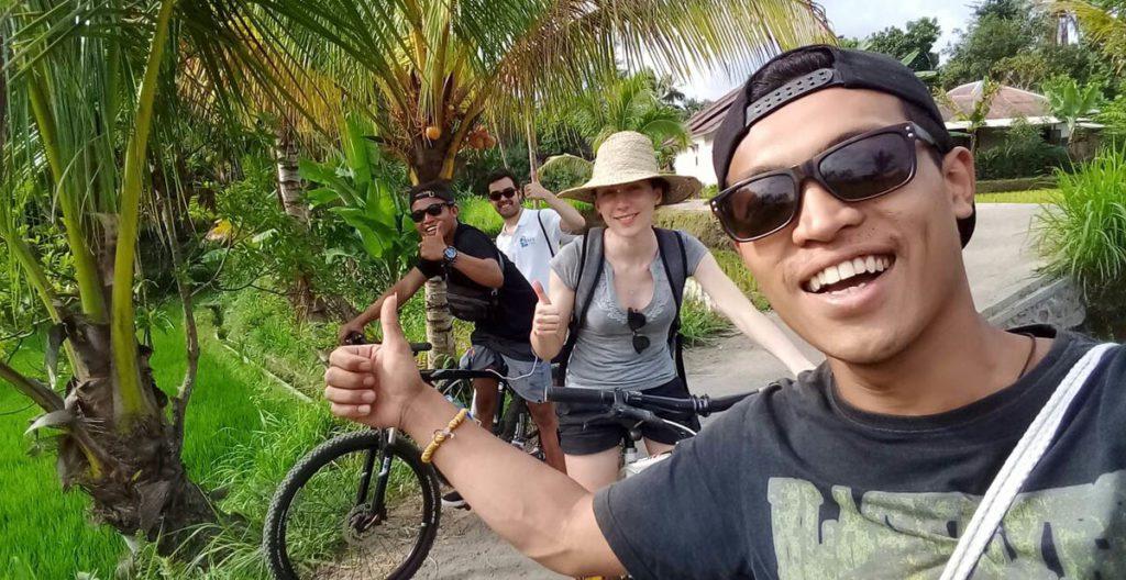 Biking Trip Lombok Tetebatu